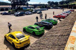 CarPlus – New Goodyear Racing tyres at Ascari Race circuit in Spain