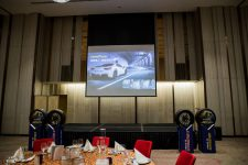 GoodYear EAGLE F1系列香港發佈會