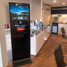 Kiosk廣告機